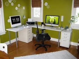 Office in a separate room